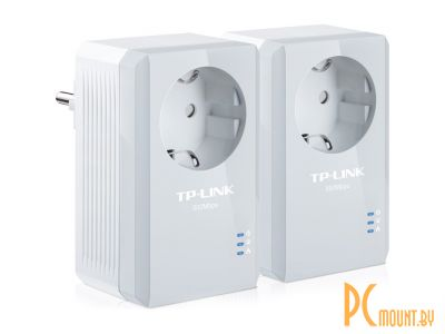 lan powerline adapter tp-link tl-pa4020pkit