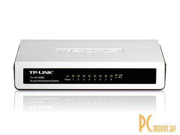 discount lan hub tp-link tl-sf1008d used