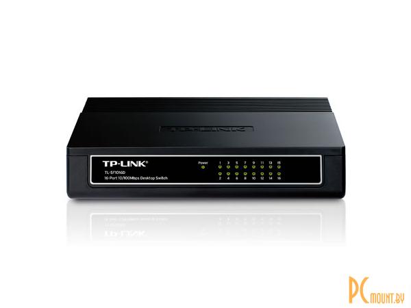 lan hub tp-link tl-sf1016d