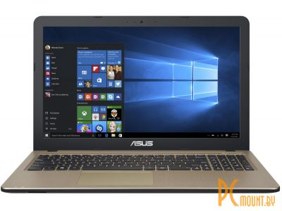 фото Ноутбук Asus VivoBook D540MA-GQ052 Chocolate Black