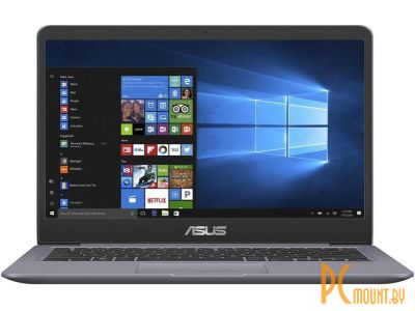 фото Ноутбук Asus VivoBook S410UA-BV042 Grey metal