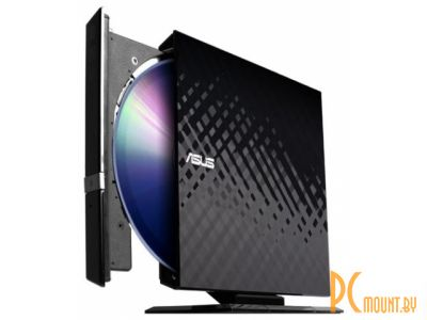 фото Привод DVD-RW, External, Asus SDRW-08D2S-U LITE Black