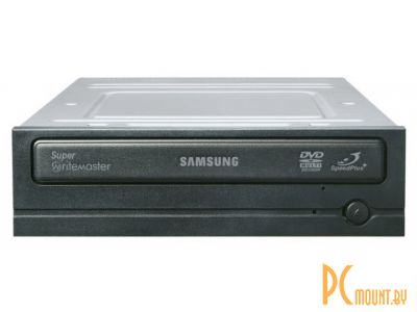 фото Привод DVD-RW, IDE, Samsung SH-S222A/BEBE, black