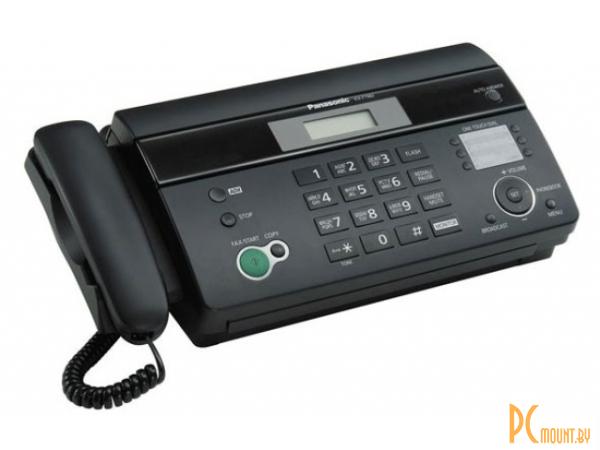 phone fax panasonic kx-ft982ru-b
