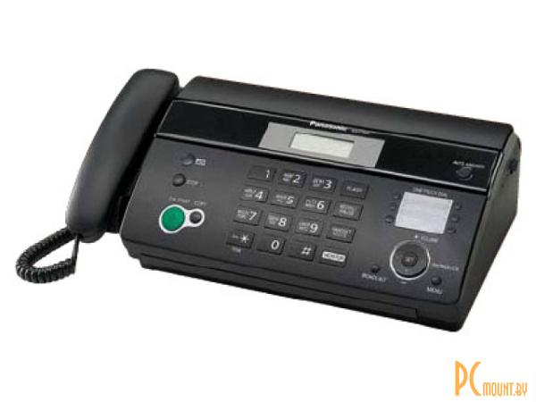 phone fax panasonic kx-ft984ru-b