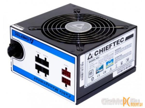фото Блок питания Chieftec A-80 CTG-550C 550W