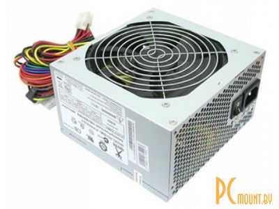 Блок питания InWin (POWERMAN) IP-S 350AQ2-0 350W,  120mm FAN, 24+4+6pin VGA, 2 Sata