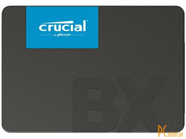 фото SSD 240GB Crucial CT240BX500SSD1 2.5'' SATA-III