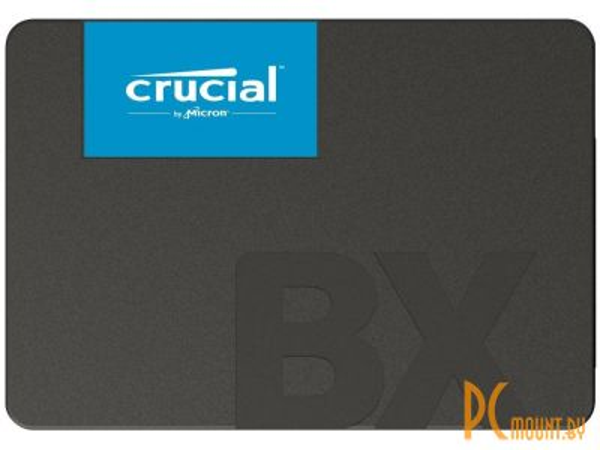 фото SSD 480GB Crucial CT480BX500SSD1 2.5'' SATA-III