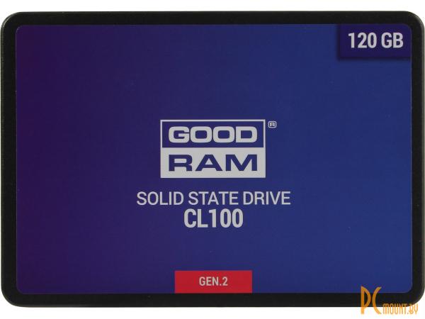 фото SSD 120GB GoodRam SSDPR-CL100-120-G2 2.5'' SATA-III