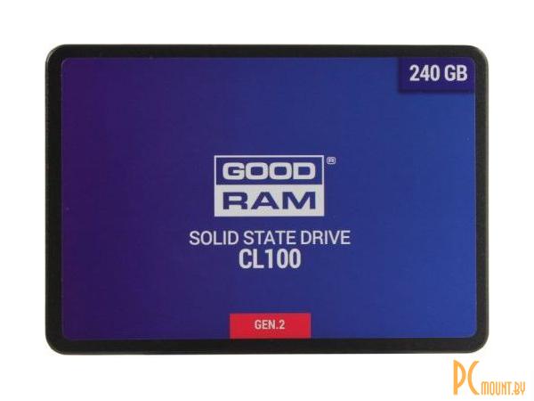 SSD 240GB GoodRam SSDPR-CL100-240-G2 2.5'' SATA-III