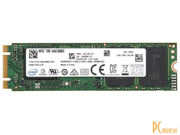 фото SSD 128GB Intel SSDSCKKW128G8X1 M.2 2280