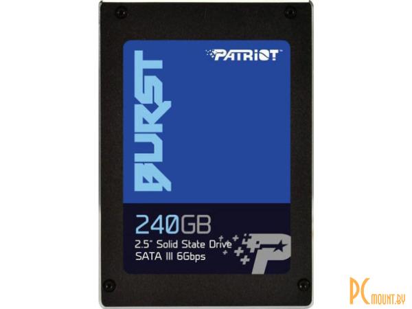 SSD 240GB Patriot PBU240GS25SSDR 25