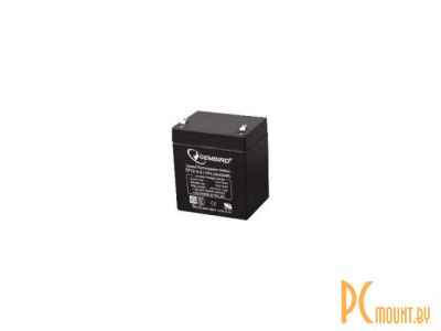 ups battery gembird 6v 4-5ah