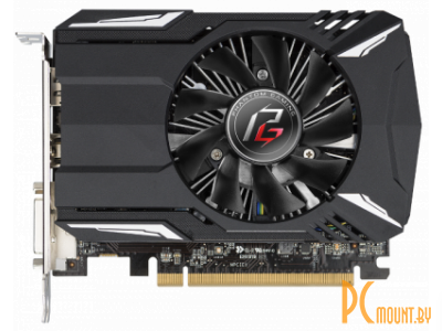 фото Видеокарта ASRock PHANTOM G R RX550 2G PCI-E AMD