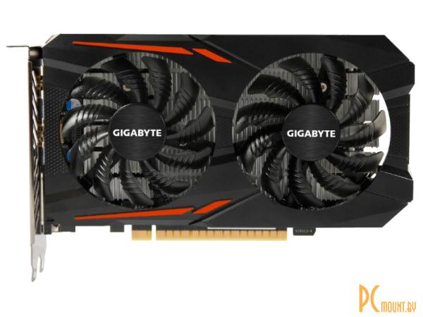 Видеокарта Gigabyte GV-N1050OC-2GD PCI-E NV