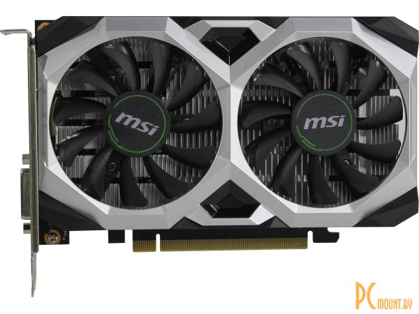 Видеокарта MSI GTX 1650 Ventus XS 4G PCI-E NV