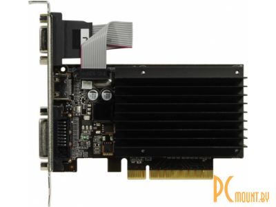 фото Видеокарта XpertVision GeForce GT710 (NEAT7100HD46-2080H) RTL 2GB DDR3 (Palit) PCI-E