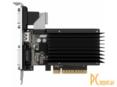 фото Видеокарта XpertVision GeForce GT710 (NEAT7100HD46-2080H) OEM, 2GB DDR3 (Palit) PCI-E