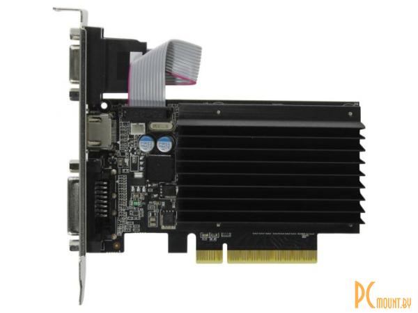 фото Видеокарта XpertVision GeForce GT730 (NEAT7300HD46-2080H) RTL 2GB GDDR3 (Palit) PCI-E