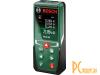 Лазерные дальномеры: Bosch PLR 25  0603672521