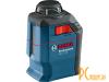 Нивелиры / построители плоскостей: Bosch GLL 2-20 + BM3 + кейс  0601063J00
