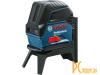 Нивелиры / построители плоскостей: Bosch GCL 2-15 + RM1 + кейс  0601066E02