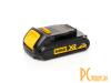 Зарядки и аккумуляторы для электроинструментов: аккумулятор DeWalt 18.0V 1.5Ah Li-Ion  DCB181