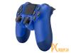 Игровые джойстики, геймпады, рули и аксессуары: геймпад Sony DualShock 4 V2 Blue CUH-ZCT2E / PS719894155 CUH-ZCT2E\PS719894155