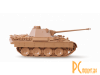 Сборные модели Zvezda Немецкий средний танк Пантера 3678