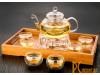 Для чая и кофе: чайник заварочный Webber 1.6L  Цветы BE-5566/2