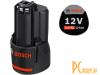 Зарядки и аккумуляторы для электроинструментов: аккумулятор Bosch Li-ion 12 В 3.0Ah  1600A00X79