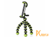 штативы Joby Gorillapod: Joby GorillaPod Mobile Mini Black-Green  JB01519-0WW
