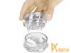 Для нарезки и очистки: прибор для измельчения чеснока Bradex  TK 0189