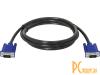VGA / SVGA / S-Video: ATcom VGA 1080p 1.5m Black-Blue АТ8001 AT8001