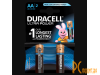 батарейки: AA - Duracell LR6 2BL Ultra Power (2 штуки) DR LR6/2BL UL PW
