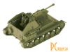 Сборные модели: Zvezda Советская САУ СУ-76М  6239
