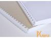 расходные материалы для переплета и ламинирования: пружины для переплета Bulros 6мм 100шт White 00000010832