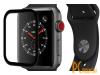 Аксессуары для APPLE Watch: защитное стекло Krutoff 3D Full Glue для Apple Watch 1/2/3 42mm 2768 02768
