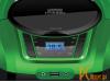 магнитолы: Hyundai  Black-Green H-PCD360