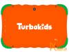 Детские планшеты и компьютеры: TurboKids S5 16Gb Orange РТ00020505