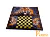 нарды, шахматы, шашки: карты М Нарды-шашки Оскал тигра  7050/28