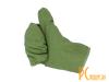 Перчатки и рукавицы: рукавицы брезентовые с двойным наладонником 520g/m2 Б-06 200/20  РУК104