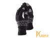 Теплые перчатки для сенсорных дисплеев: Xiaomi FO Gloves  Velvet Black Touch Screen Warm