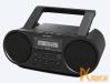 магнитолы: Sony ZS-RS60BT Black  ZSRS60BT.RU5