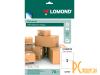 бумага для принтеров: Lomond A4 70g/m2 2 деления 50 листов White 2100225 Lom_A4/50/2