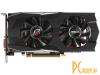 Видеокарта ASRock PCI-E AMD PG D RADEON RX580 8G OC