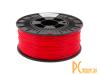 ABS Пластик для 3D печати (филамент) в катушках, Alfa-filament, ABS STANDART, Red
