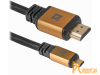 Кабель MicroHDMI-HDMI Defender HDMI08-04PRO (87462)