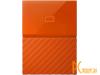 """Внешний жесткий диск 1TB  WD WDBBEX0010BOR-EEUE 2.5"""""""